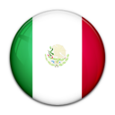 flag,mexico,country icon