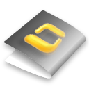 Office Folder 2 icon
