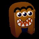 brown,creature icon
