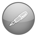 edit, write, writing icon