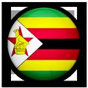 flag, zimbabwe, of icon