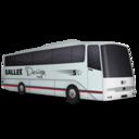 bus,automobile,transportation icon