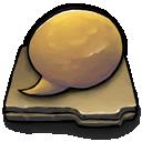 chat,log icon