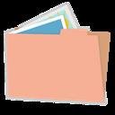 Alt, Carton, Folder, Pictures icon