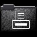 folder,print icon
