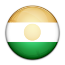flag,niger,country icon