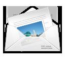 mail, email, letter, envelope, newsletter icon