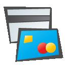 childish, cards, credit icon