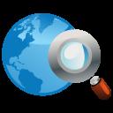 web, seek, find, search icon