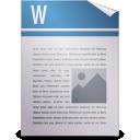 master, opendocument text icon