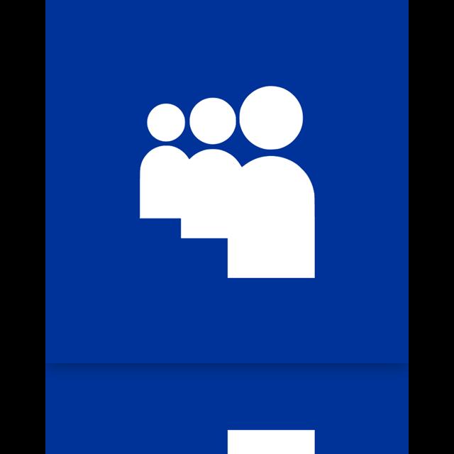 alt, mirror, myspace icon