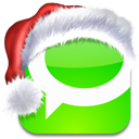 media, technorati, social, bookmark, xmas, christmas icon