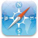 brower, safari, compass, browser icon