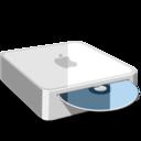 mac,mini,cd icon