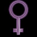 female,profile,user icon