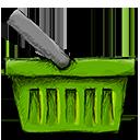 Basket, Ecommerce, Empty, Shopping, Webshop icon