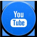 youtube, video icon