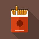 Cigarrete Pack icon