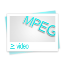 mpeg,video,mpg icon