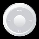 Ipod, White icon