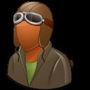 Dark, Male, Pilotoldfashioned icon