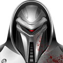 centurion, bloody, cylon icon