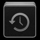 time, machine icon