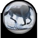 premierepro, orb icon