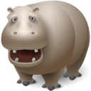 hippopotamus,animal,hippo icon