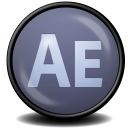 After Effects CS 5 icon