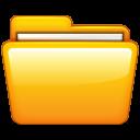 blank, folder, empty icon