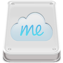 Cloud, Drive, Harddisk, Me, Mobile icon