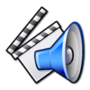 multimedia, pack, package icon