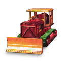 Case Bulldozer icon