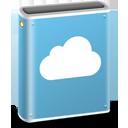 idisk, folder, mobileme icon