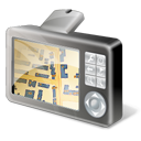 tomtom, map, gpsdevice icon