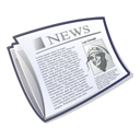 file, news, document, knewsletter, paper icon