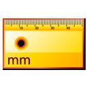 measure, kruler, ruler icon
