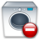 Machine, Remove, Washing icon