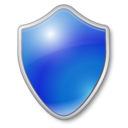 shield,blue,antivirus icon
