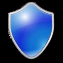 shield,blue,antivirus icon
