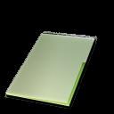 Documents ferme vert icon