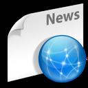news, location icon