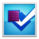 foursquare,whiteframe icon