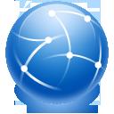 internet, intranet icon