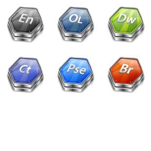 New Adobe Vol. 3 icon sets preview