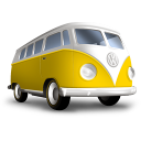 cute, vehicle icon