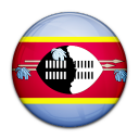 flag, swaziland, country icon