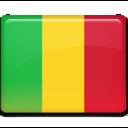 mali,flag,country icon