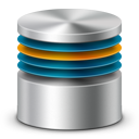 firewall, analytics, database, storage, server icon